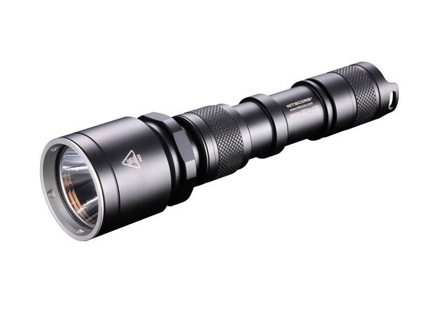 NITECORE LED MH Modell 25 zaklamp zwart
